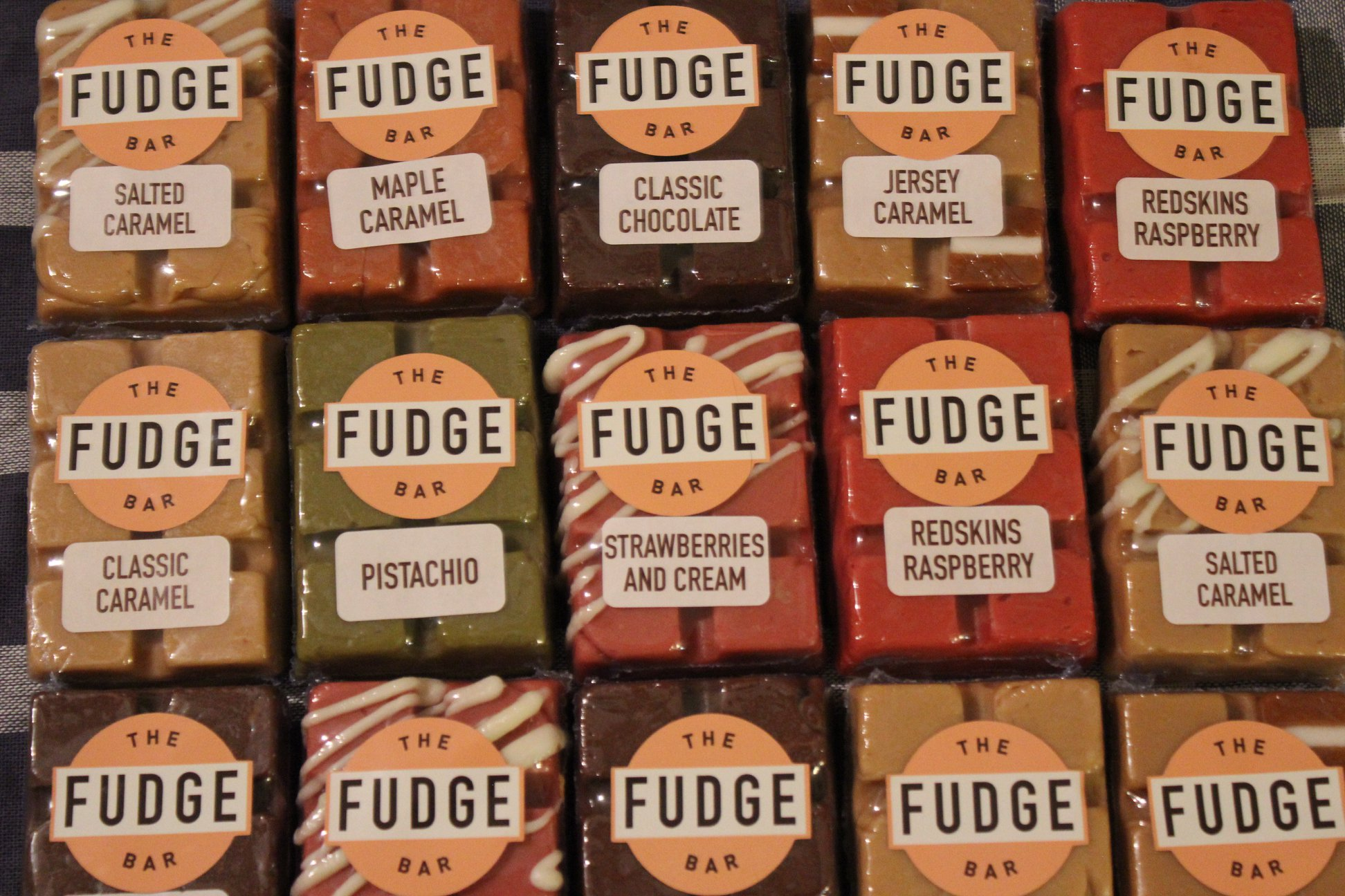 The Fudge Bar